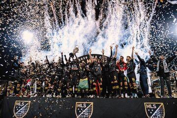 دومین قهرمانی کلمبوس در لیگ MLS آمریکا