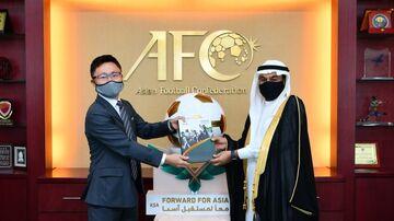 قطر و عربستان پرونده میزبانی جام ملتهای آسیا را تحویل دادند