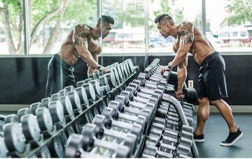 نحوه انتخاب وزنه مناسب در تمرینات بدنسازی
