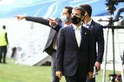 سمیعی: باشگاه پرسپولیس در وضعیت خوبی قرار ندارد