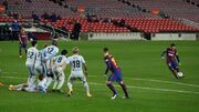 ویدیو| خلاصه بازی بارسلونا ۲-۲ والنسیا
