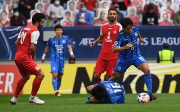 گزارش سایت فیفا درباره فینال لیگ قهرمانان آسیا