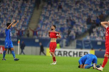 میلاد سرلک، بهترین بازیکن هفته لیگ قهرمانان