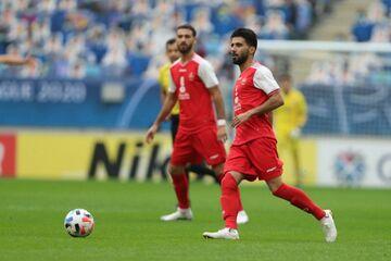 بشار رسن بهترین بازیکن هفته لیگ قهرمانان آسیا