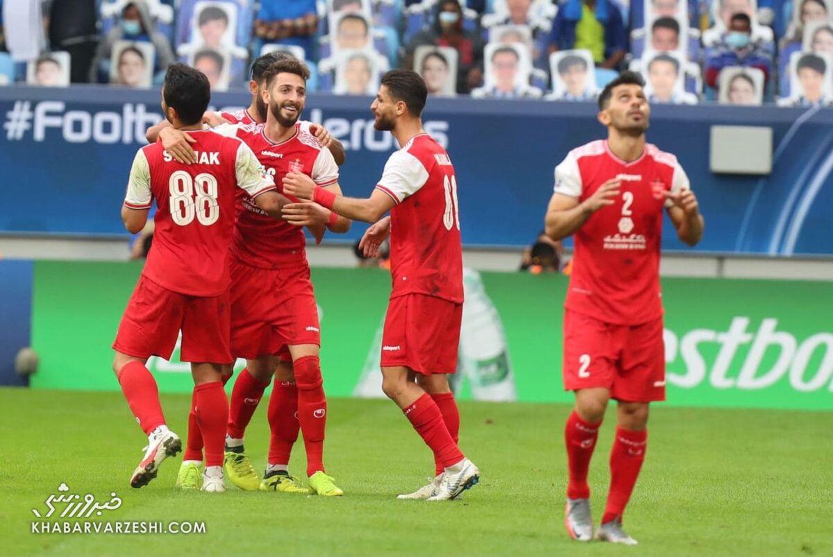 عکس| تصمیم قطعی AFC برای پاداش ۷۰ میلیاردی پرسپولیس