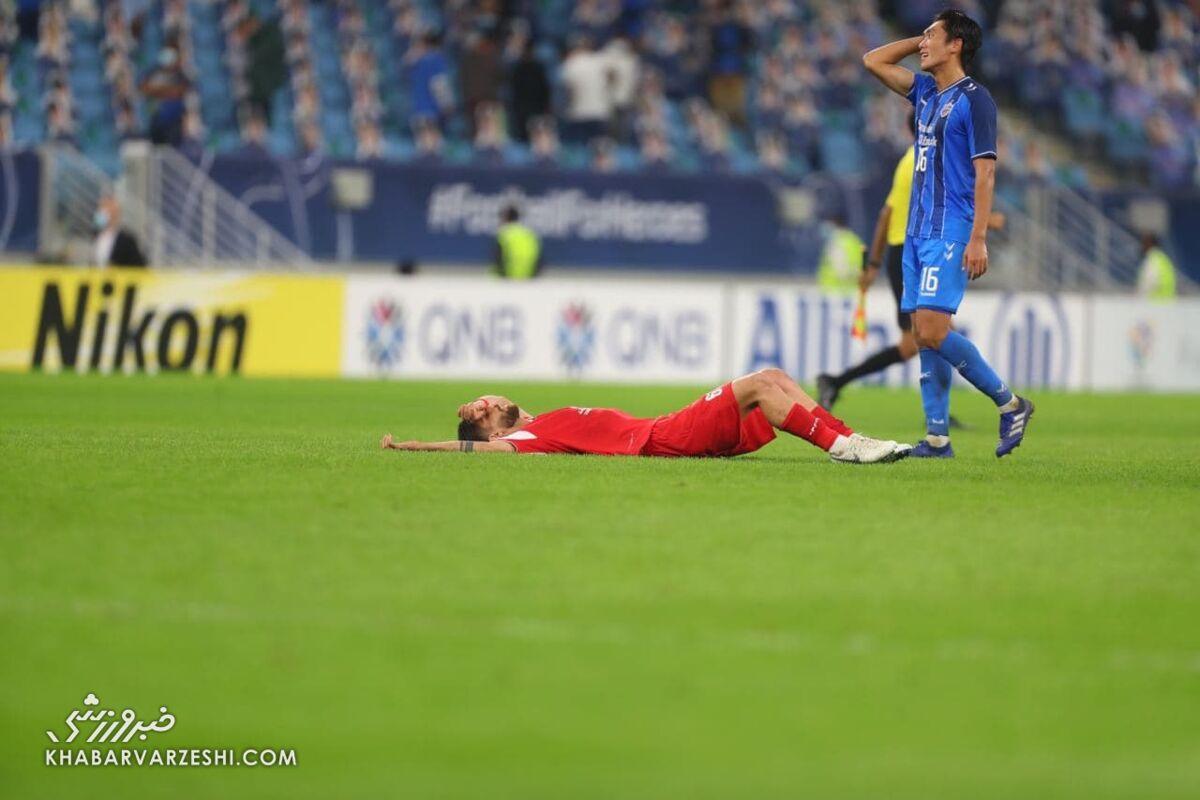 پرسپولیس هم مثل استقلال قهرمانی را در قطر از دست داد