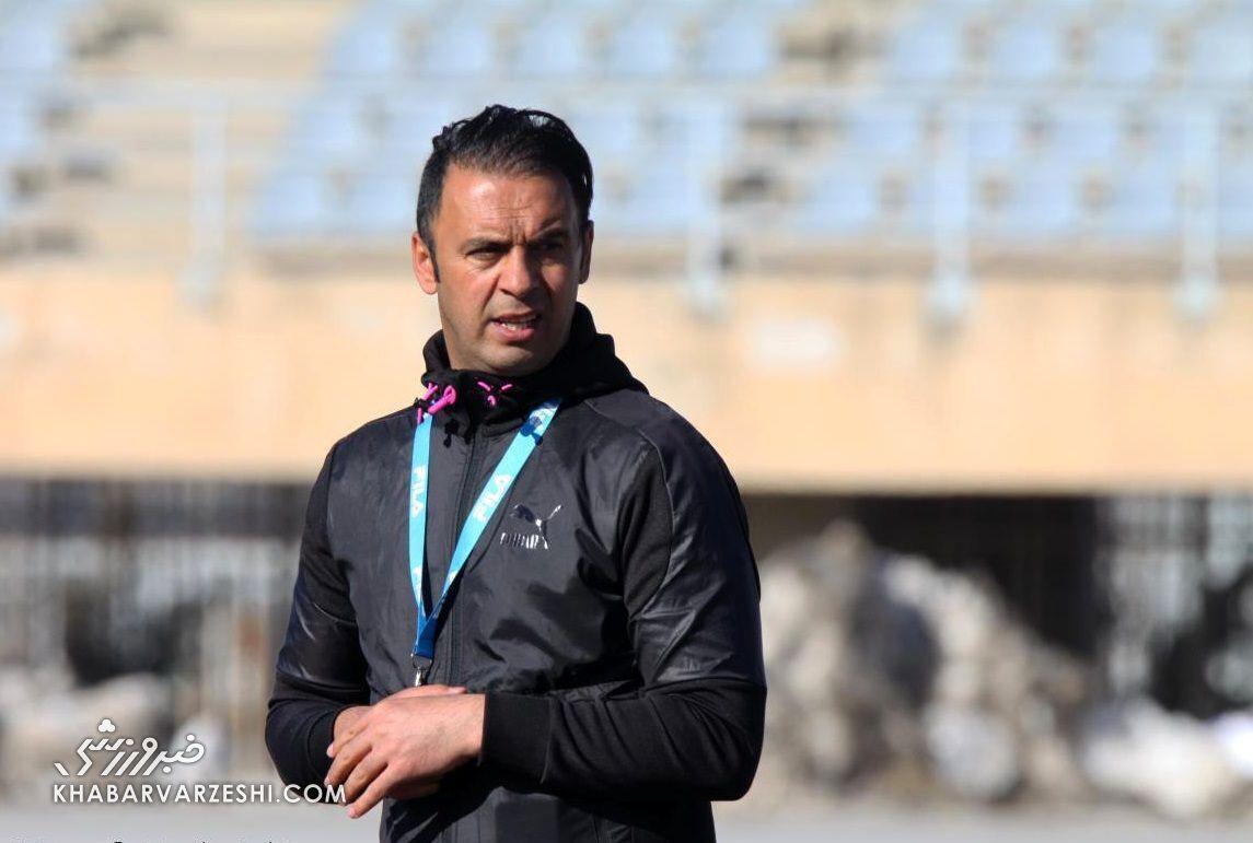 پاشازاده: بازی با بحرین را زیادی بزرگ کردهایم/ نباید نگران باشیم