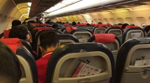 ویدیو| تقدیر خلبان پرواز از عملکرد سرخپوشان در لیگ قهرمانان آسیا