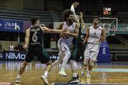 گزارش تصویری| برتری تیم بسکتبال شیمیدر قم برابر ذوب آهن اصفهان