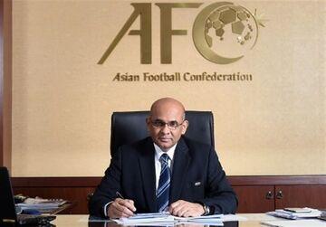 پیام تبریک دبیرکل AFC به پرسپولیس