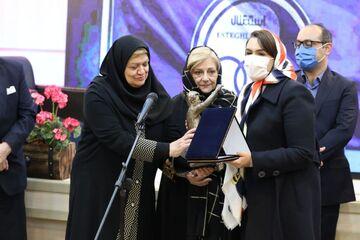 گزارش تصویری| مراسم دومین جایزه ویژه ناصر حجازی
