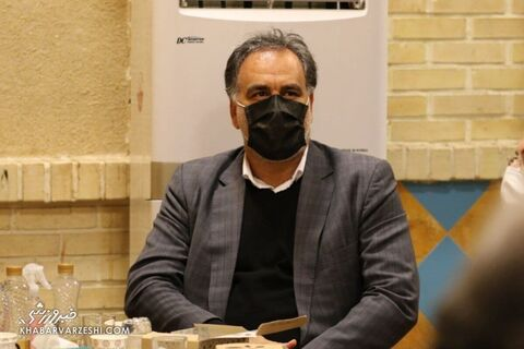 مراسم دومین جایزه ویژه ناصر حجازی