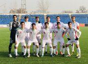 پیروزی ایران مقابل تاجیکستان