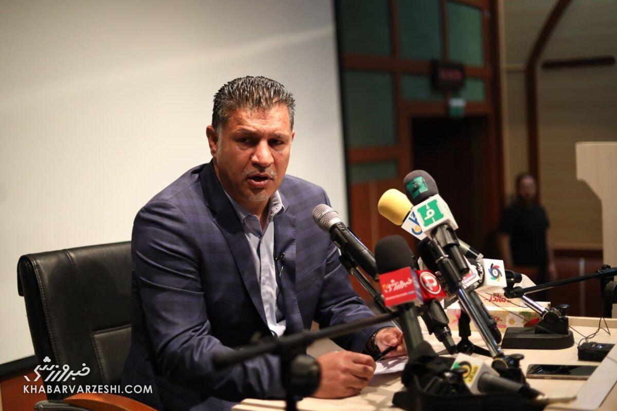 ویدیو| رئیس سابق کمیته انضباطی: علی دایی هرگز حرف غیرواقع نزده است
