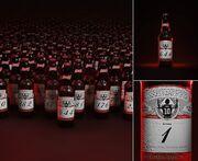 عکس| نوشیدنیهای ویژه برای رکورد مسی