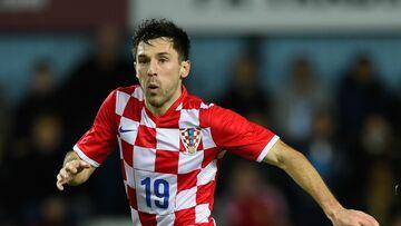 هروویه ملیچ در لیست سیاه تیم ملی کرواسی