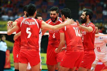 برنامه بازیهای ایران در لیگ ملتهای والیبال/ یک ماه قرنطینه در ایتالیا!