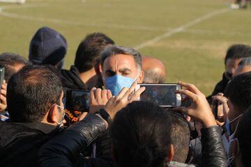 گزارش تصویری| تمرین استقلال با حضور اصحاب رسانه