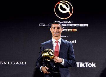 کریستیانو رونالدو: امیدوارم چند سال دیگر به فوتبال ادامه بدهم