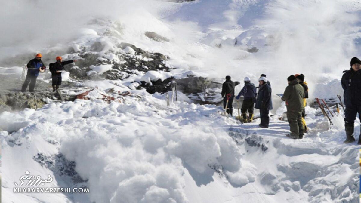 آمار دقیق حادثه ارتفاعات شمال تهران + اسامی کشته شدگان
