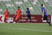 برد شیرین العربی با گل ۳ امتیازی محمدی