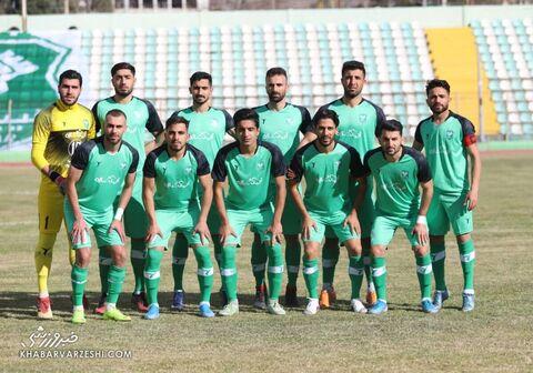 لیگ آزادگان خیبرخرمآباد آرمان گهر