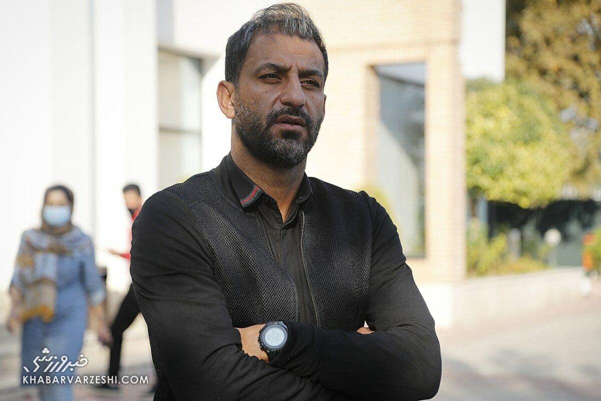 هادی شکوری: استقلال هنوز به نبود کریمی عادت ندارد
