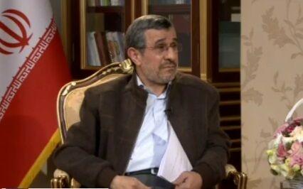 ویدیو| محمود احمدینژاد: پیراهن مارادونا در موزه است