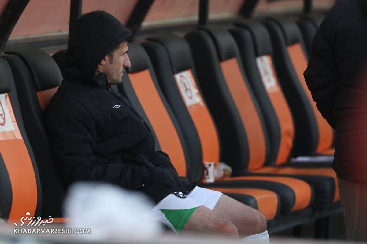 خداحافظی نه؛ حدادیفر به زمین فوتبال برمیگردد