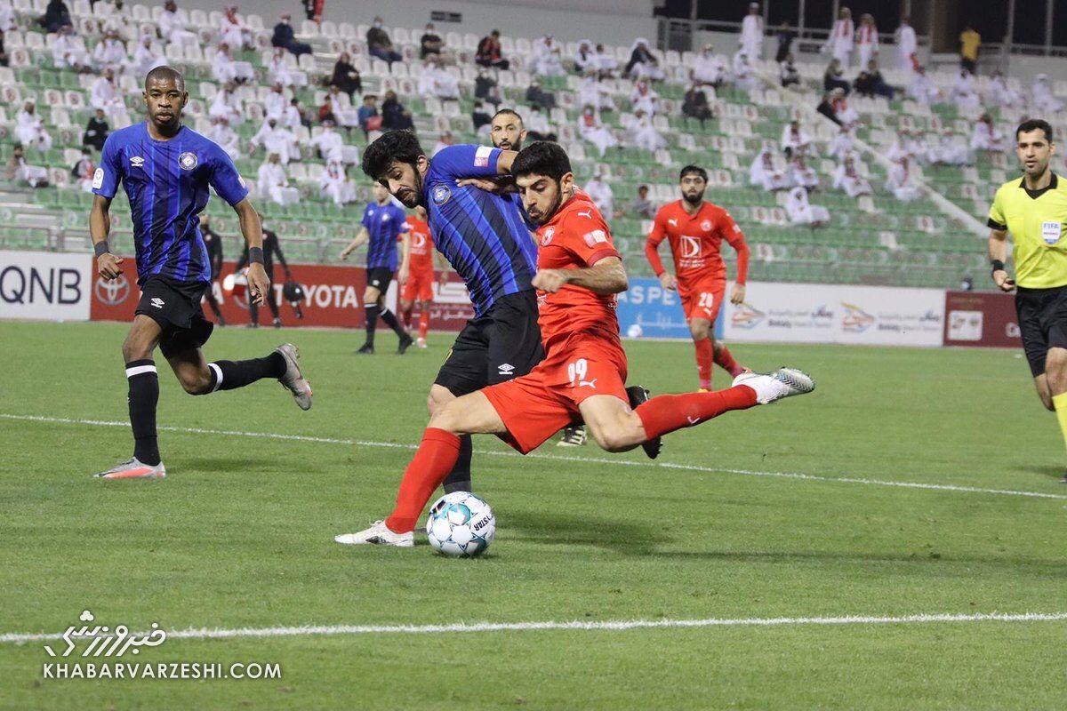 دربی ایرانیها در جام حذفی قطر