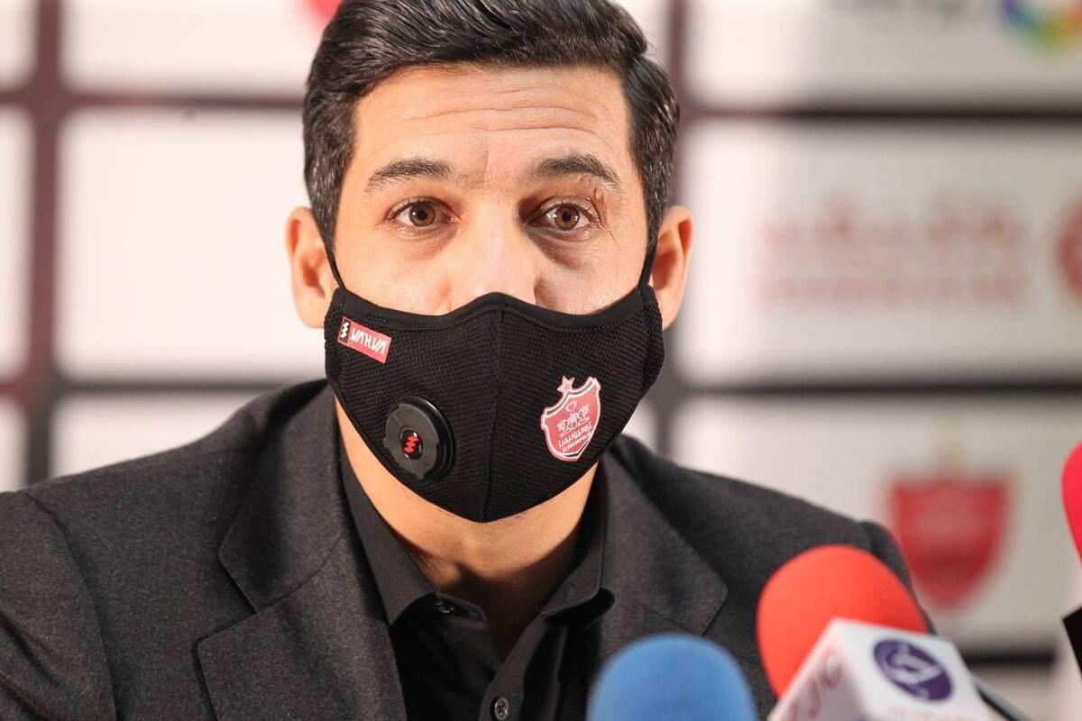 ویدیو| ابراهیم شکوری: تا نیمفصل نمیتوانیم بازیکنی جذب کنیم