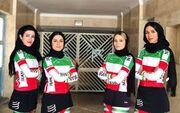 اتفاق نادر در ورزش دوچرخهسواری ایران