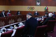 برگزاری هفتادو پنجمین نشست هیئت اجرایی کمیته ملی المپیک