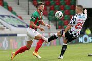 صعود ماریتیمو در لیگ برتر پرتغال با کلینشیت عابدزاده