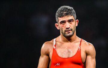 عنواندار کشتی ایران و جهان از دنیای قهرمانی خداحافظی کرد