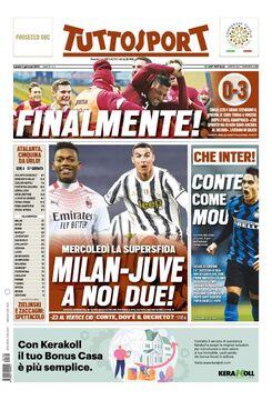 روزنامه توتو| میلان – یووه