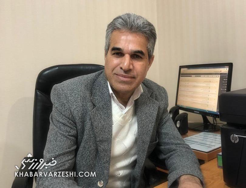 صفیالله فغانپور: برای اعتراض به مبلغ کارشناسی ساختمان فدراسیون، پول می خواهیم!
