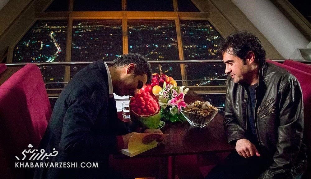 شهاب حسینی در مسیر مهران مدیری و عادل فردوسیپور
