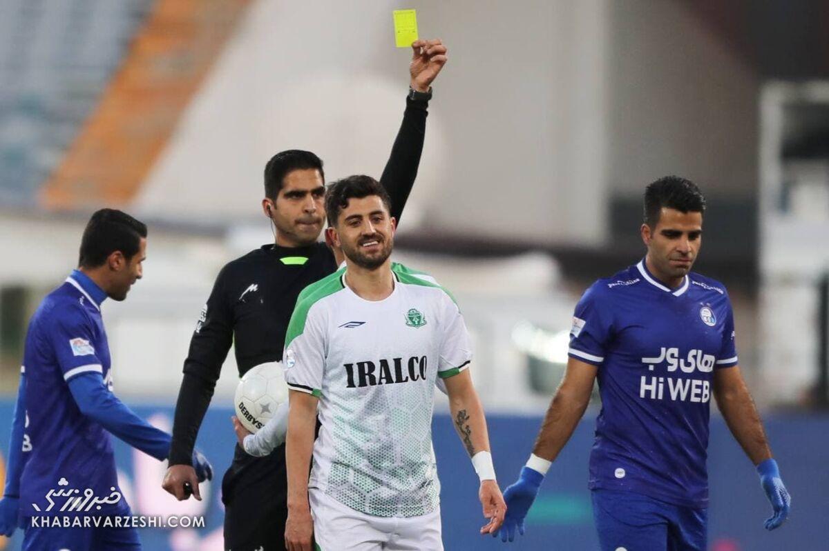 اعتراض آلومینیوم به اشتباهات داوری در بازی استقلال: قربانی شدیم!