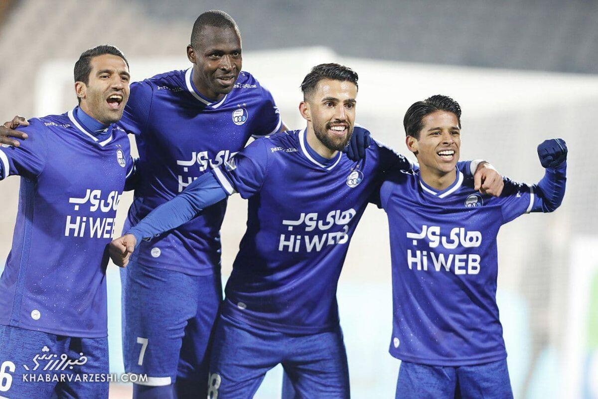 واکنش AFC به صدرنشینی استقلال در لیگ برتر