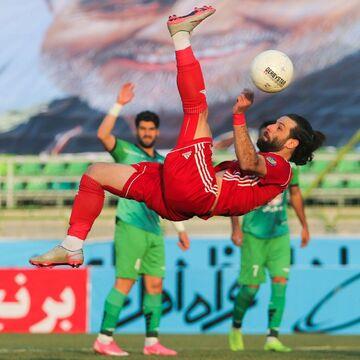 گزارش تصویری| پیروزی ارزشمند تراکتور با درخشش عباسزاده مقابل ذوبآهن