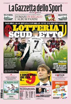 روزنامه گاتزتا| لاتاری اسکودتو