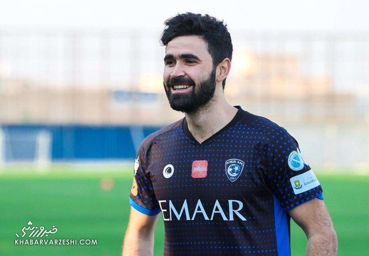 عمر خربین رسماً از الهلال جدا شد