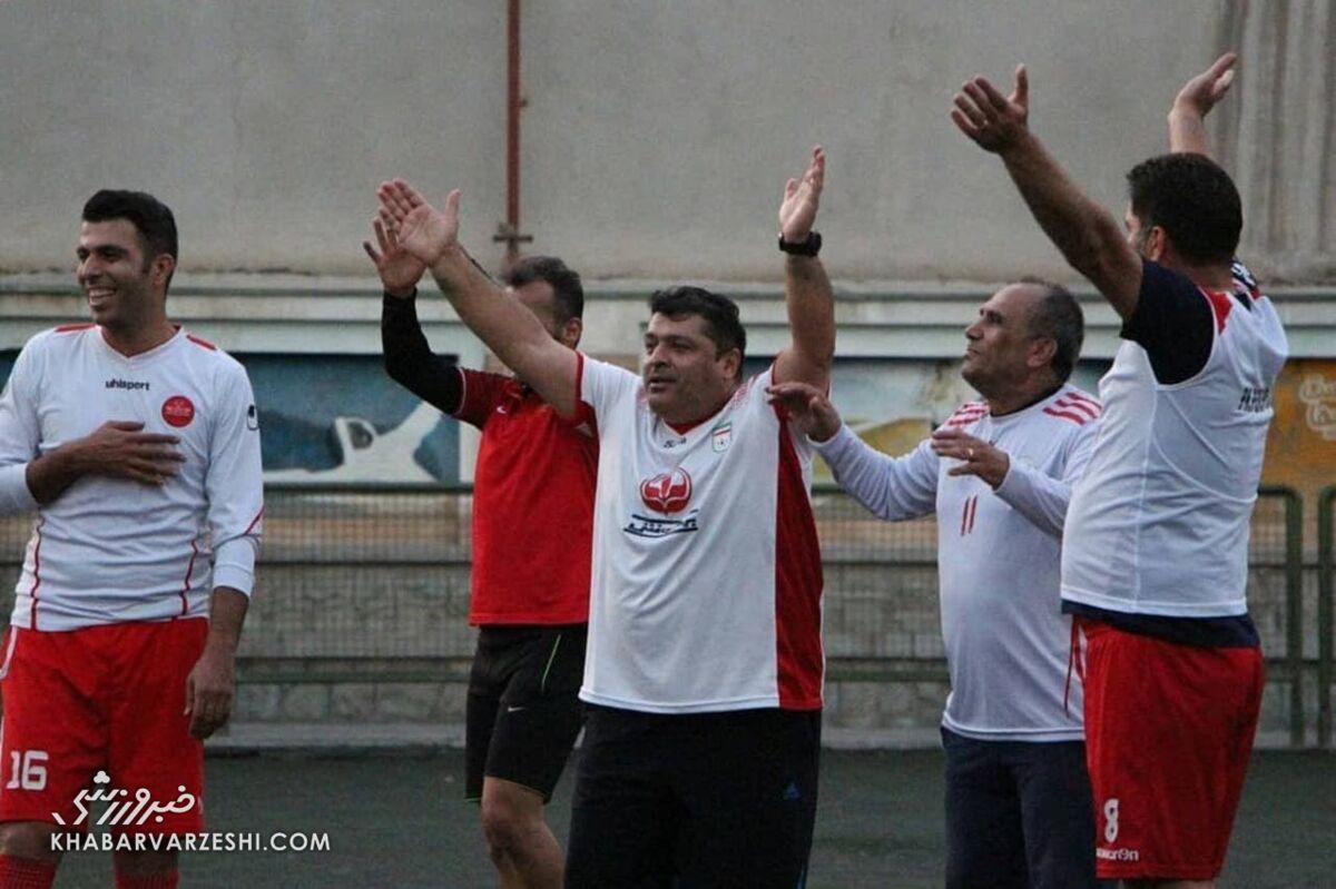 دروازهبان تیم ملی ما را بیچاره کرد/ فرمان برکناری علی پروین صادر شده بود!