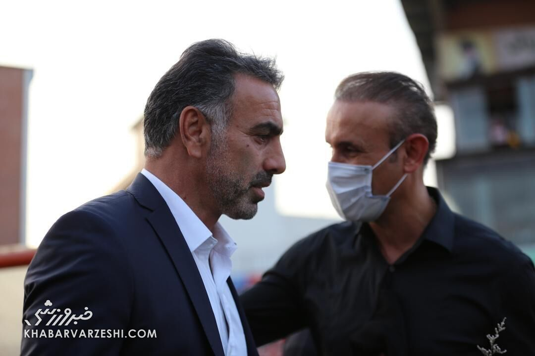 زمان نشست خبری محمود فکری و یحیی گلمحمدی برای دربی مشخص شد