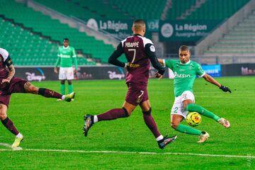 پاریسنژرمن در نخستین بازی با هدایت مائوریسیو پوچتینو یک امتیاز گرفت