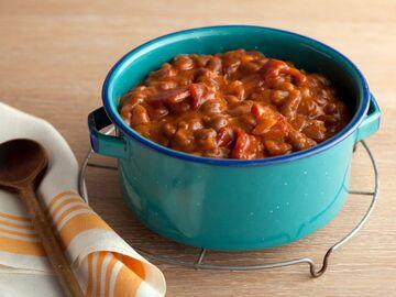 ارزش خوراک لوبیا در تغذیه ورزشکاران