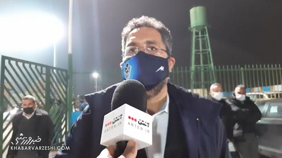 اکبر محمدی: قرار نیست مهدی تارتار به پرسپولیس برود