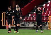 برتری قاطع بارسلونا با درخشش مسی و گریزمن