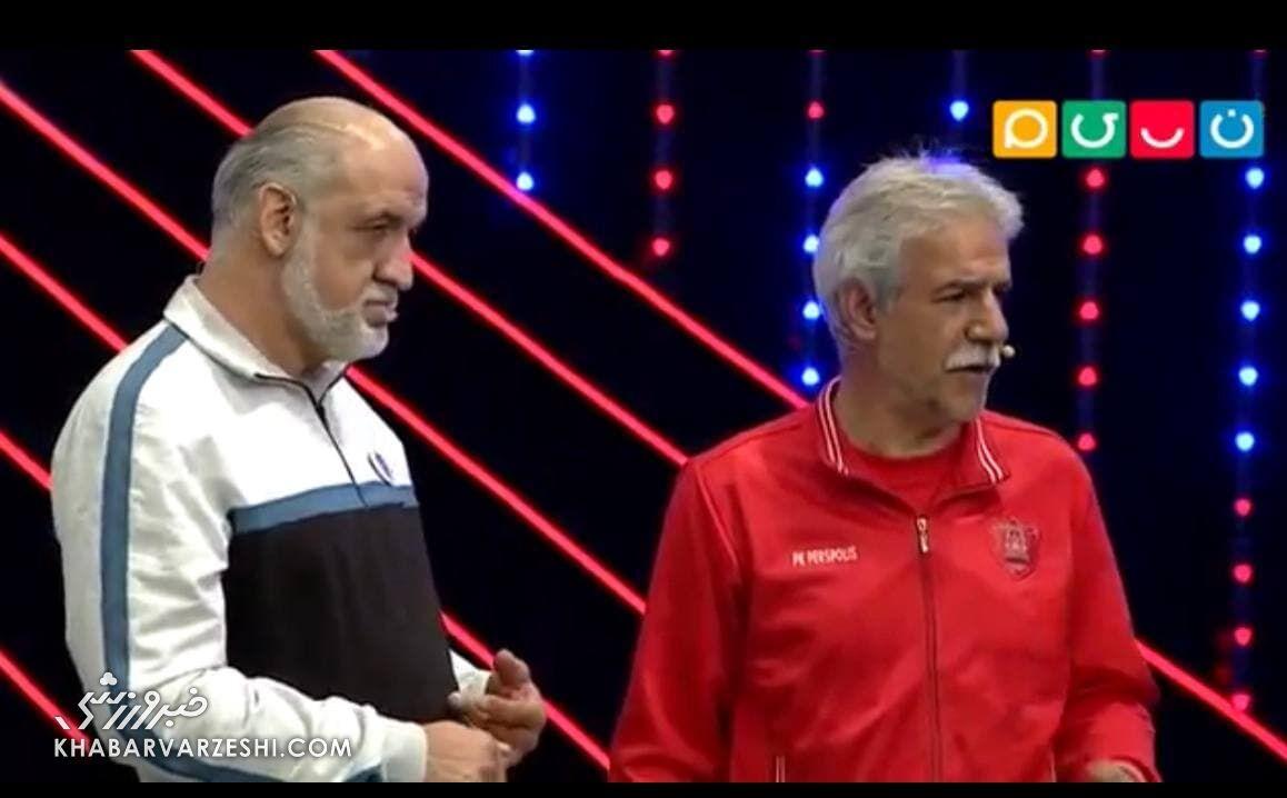توصیه مرتضی فنونیزاده به برادرش: در مورد تیم خودت حرف بزن!